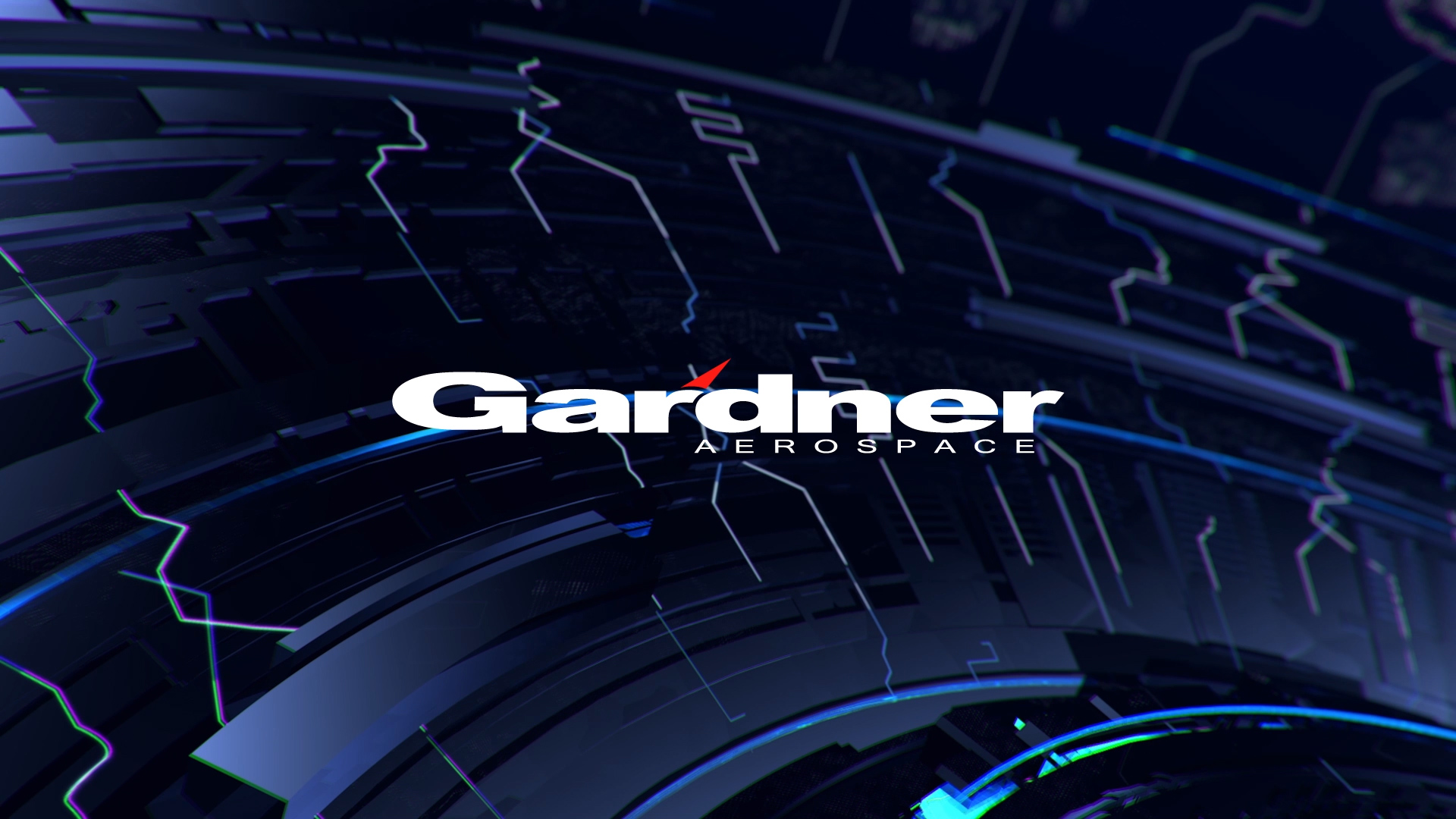 Gardner Aerospace Motion Graphics by Ouno Creative, Hampshire.