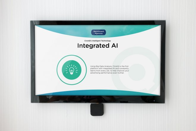 Click IQ Presentation and Branding by Ouno Creative, Hampshire