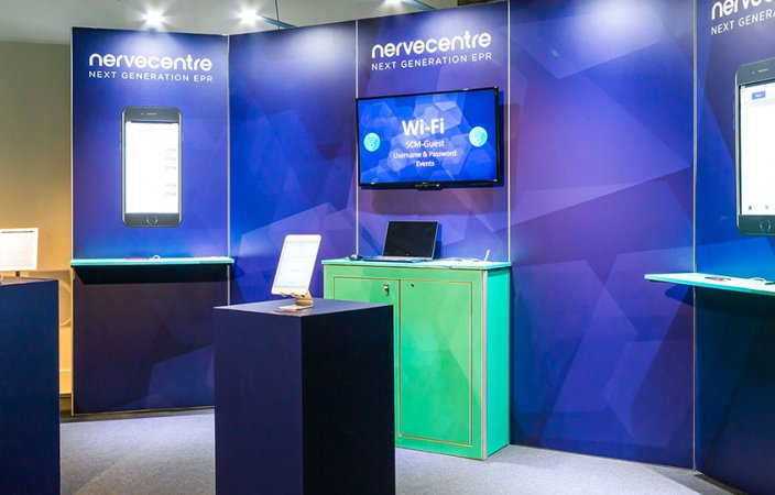 Nervecentre EPR Launch Event