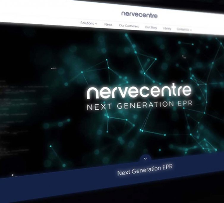 Nervecentre / Website