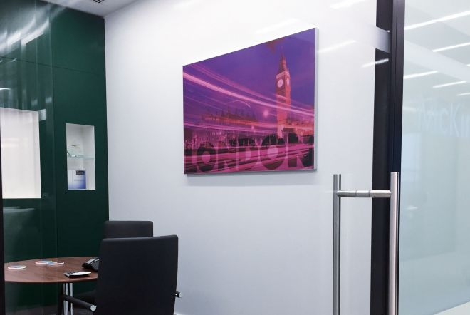 AETNA Large Scale Wall Graphics by Ouno Creative