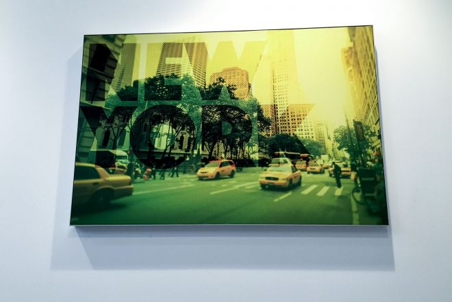 AETNA Large Scale Artwork Prints by Ouno Creative