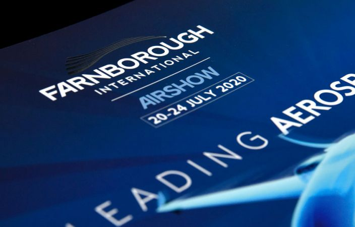 2020 Campaign for Farnborough International Airshow