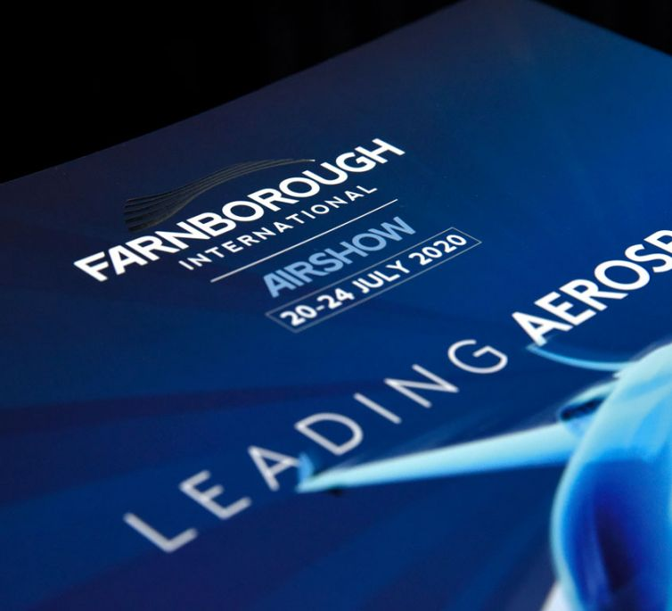 Farnborough International Airshow / 2020 campaign