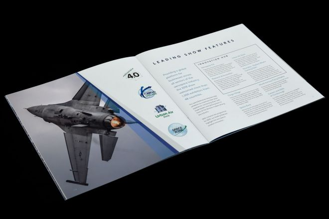 FIA 2020 sales brochure design and print by Ouno Creative