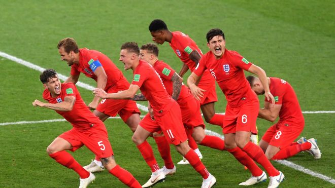 England into Quarters