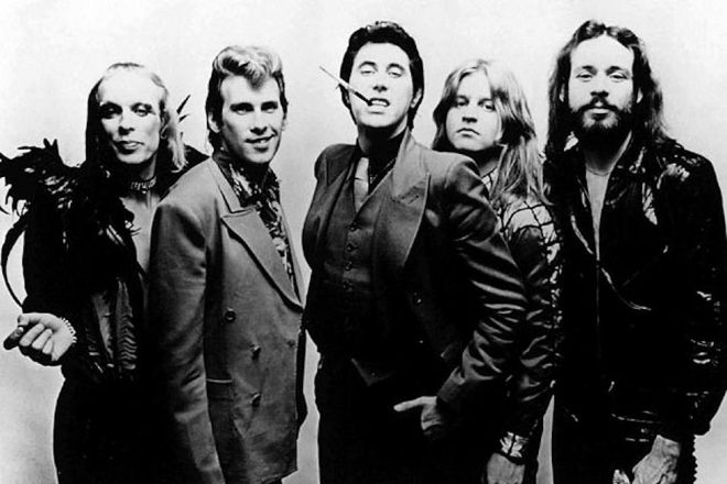 Roxy Music. Still the greatest.