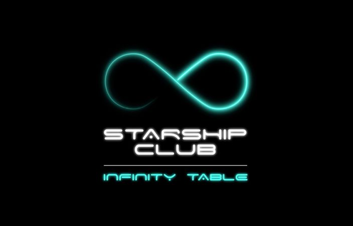 TOUCHING INFINITY: Experiences dont come much more immersive than this