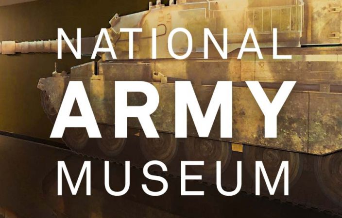 NATIONAL ARMY MUSEUM / 3D Projection Mapping